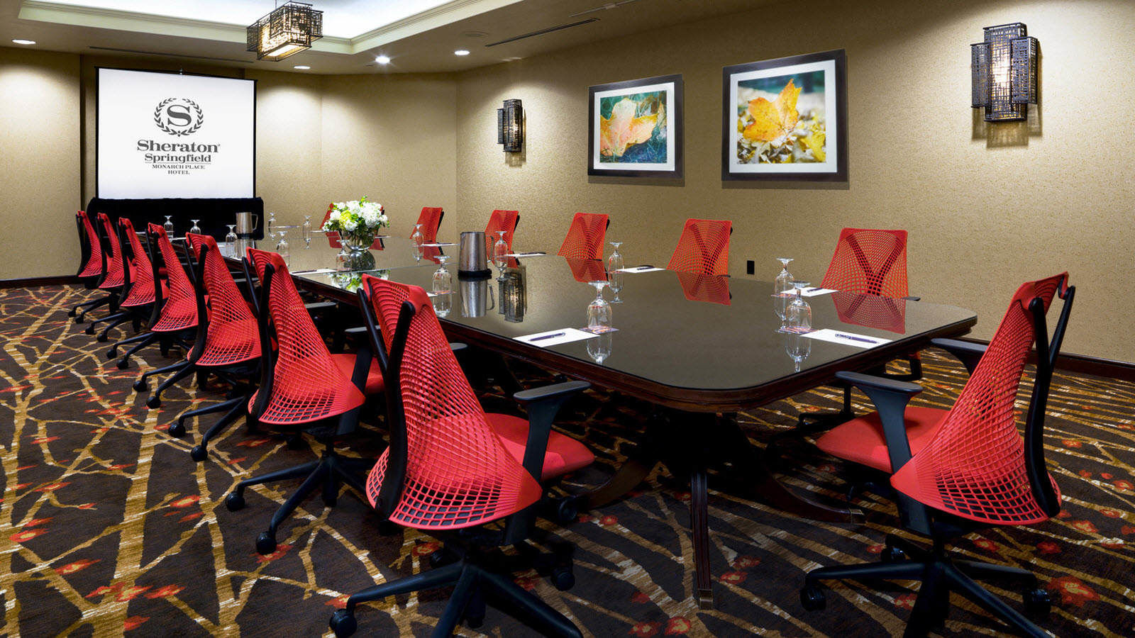 Sheraton Springfield Monarch Place Hotel - Meetings